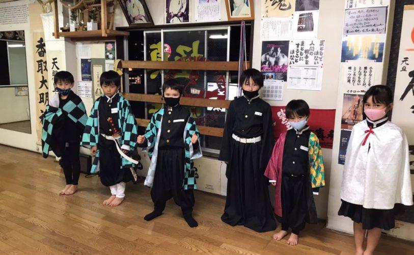 浜松大蒲道場 ハロウィン会