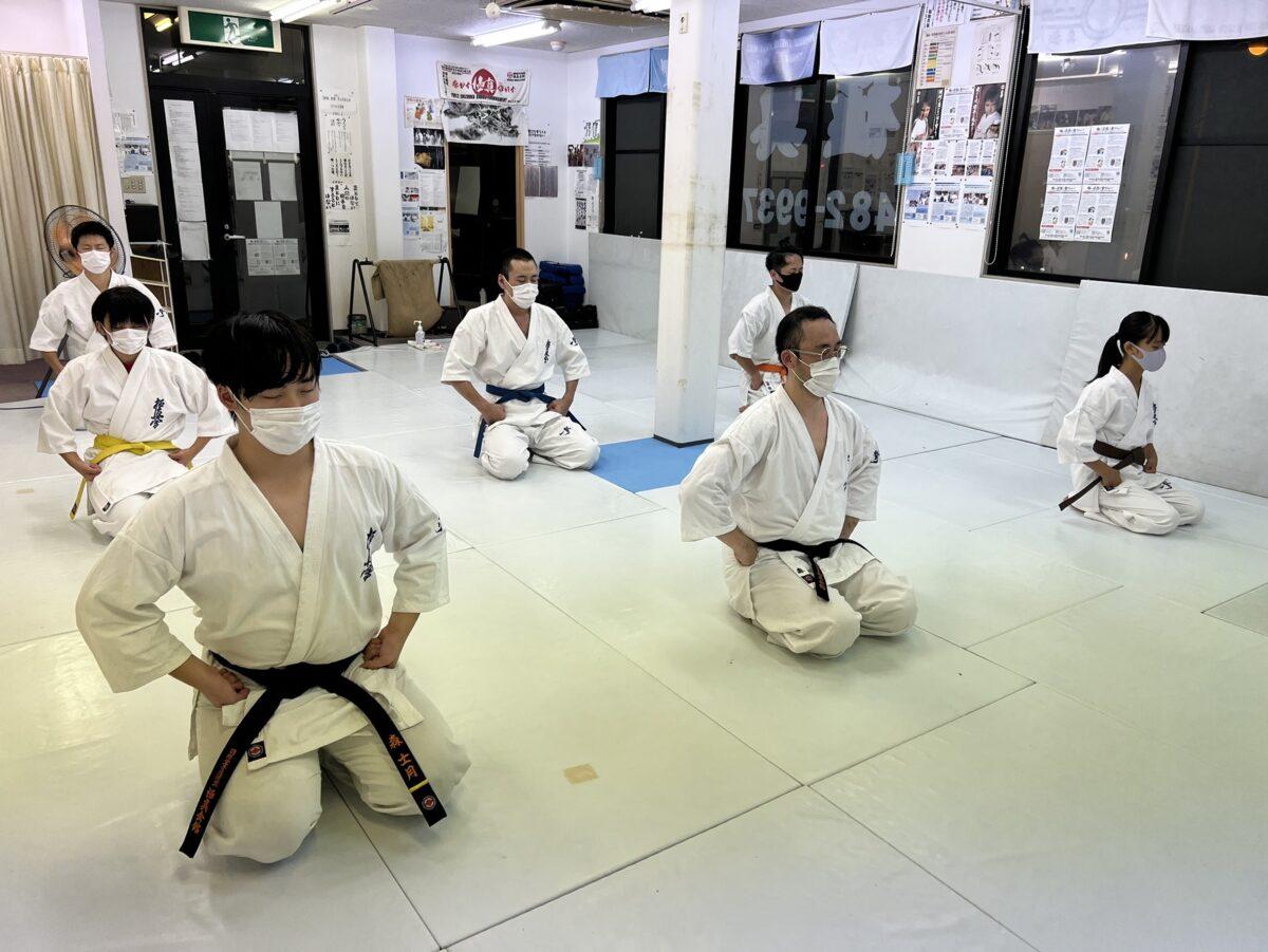 浜松半田道場